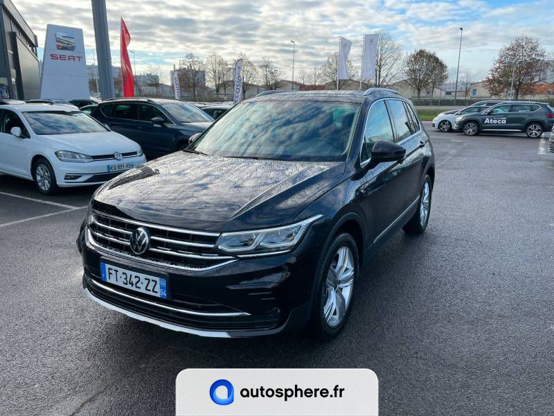 VOLKSWAGEN TIGUAN 2.0 TDI 200 DSG7 4MOTION ELEGANCE - Photo 1