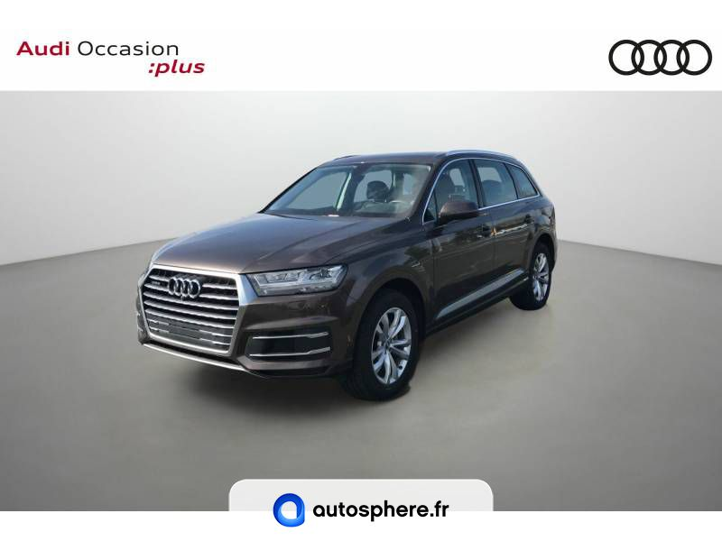 AUDI Q7 3.0 V6 TDI CLEAN DIESEL 218 TIPTRONIC 8 QUATTRO 5PL AVUS - Photo 1