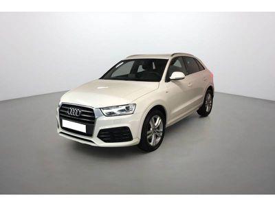 Audi Q3 2.0 TDI 150 ch S tronic 7 S line occasion