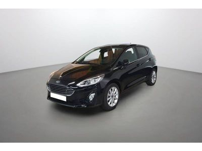 Ford Fiesta 1.0 EcoBoost 100 ch S&S BVM6 Titanium occasion