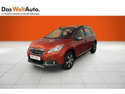 Peugeot 2008 1.2 PureTech 110ch S&S EAT6 Allure occasion