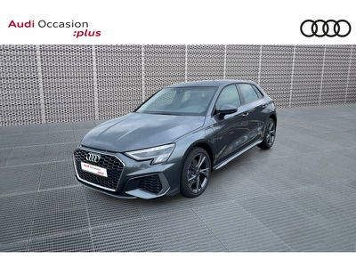 Audi A3 Sportback 40 TFSIe 204 S Tronic 6 S Line occasion