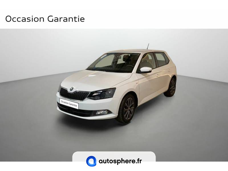 SKODA FABIA 1.0 MPI 60 CH GREENTEC AMBITION - Photo 1