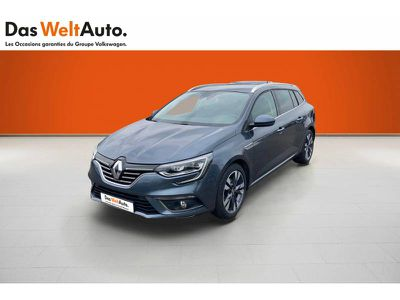 Renault Megane Estate Mégane IV Estate Blue dCi 115 EDC Intens occasion