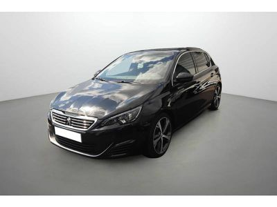 Peugeot 308 2.0 BlueHDi 180ch S&S EAT6 GT occasion