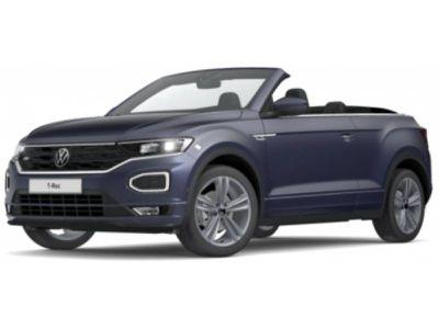 Volkswagen T-roc Cabriolet 1.5 TSI EVO 150 Start/Stop DSG7 R-Line occasion