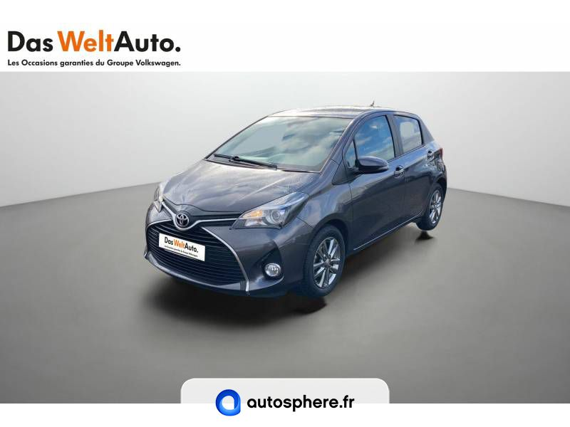 TOYOTA YARIS 69 VVT-I DYNAMIC - Photo 1