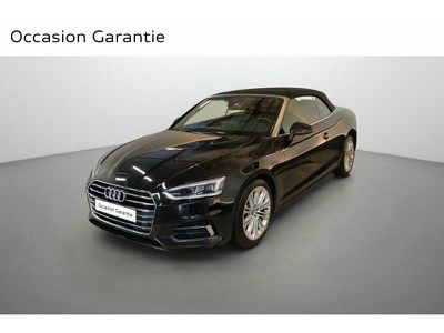 Audi A5 Cabriolet 2.0 TFSI 190 S tronic 7 Design Luxe occasion