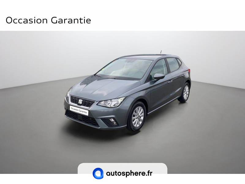 SEAT IBIZA 1.6 TDI 80 CH S/S BVM5 STYLE BUSINESS - Photo 1