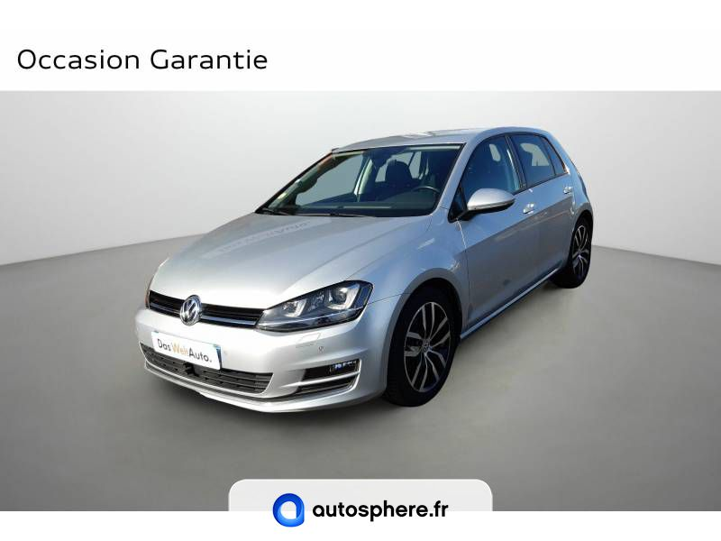 VOLKSWAGEN GOLF 1.6 TDI 110 BLUEMOTION TECHNOLOGY FAP DSG7 MATCH - Photo 1