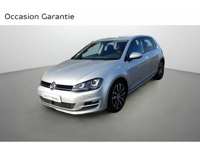 VOLKSWAGEN GOLF 1.6 TDI 110 BLUEMOTION TECHNOLOGY FAP DSG7 MATCH - Miniature 1