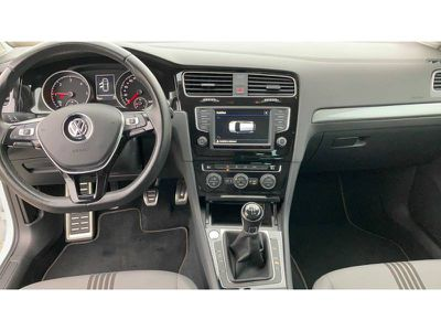 VOLKSWAGEN GOLF 1.6 TDI 110 BLUEMOTION TECHNOLOGY FAP ALLSTAR - Miniature 4