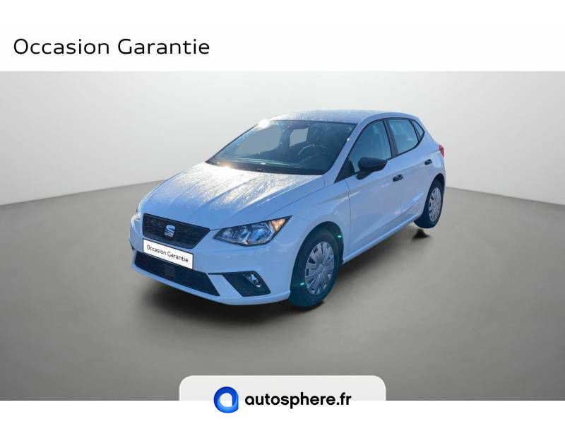 SEAT IBIZA 1.6 TDI 80 CH S/S BVM5 REFERENCE BUSINESS - Photo 1