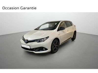 Toyota Auris Hybride 136h Collection occasion