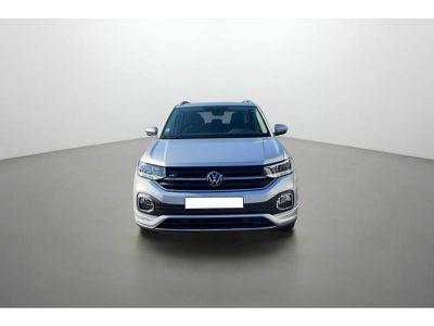Volkswagen T-cross 1.0 TSI 115 Start/Stop DSG7 R-Line occasion