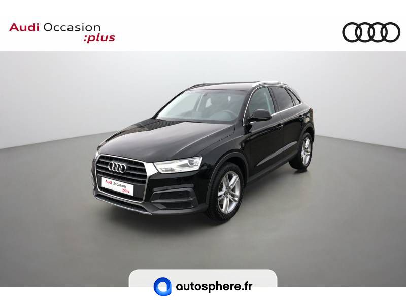 AUDI Q3 2.0 TDI 150 CH S TRONIC 7 AMBITION LUXE - Photo 1