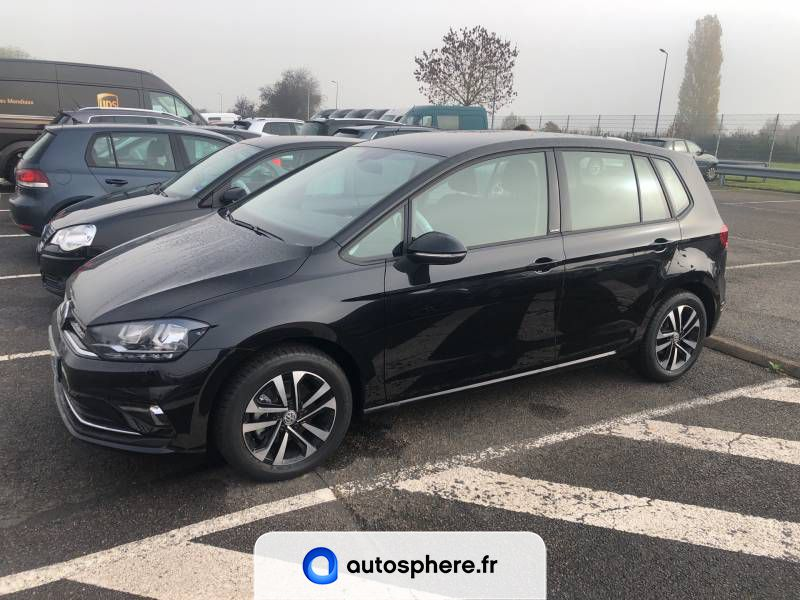 VOLKSWAGEN GOLF SPORTSVAN 1.6 TDI 115 FAP BVM5 UNITED - Photo 1