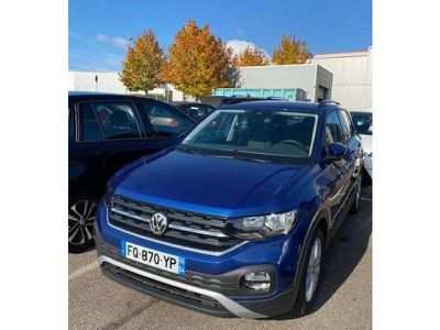 Volkswagen T-cross 1.0 TSI 115 Start/Stop BVM6 Lounge occasion