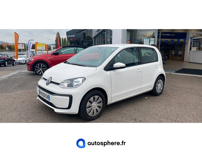 VOLKSWAGEN UP! UP 1.0 60 BLUEMOTION TECHNOLOGY BVM5 MOVE UP - Photo 1