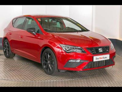 Seat Leon 1.5 TSI 150 Start/Stop ACT DSG7 FR occasion