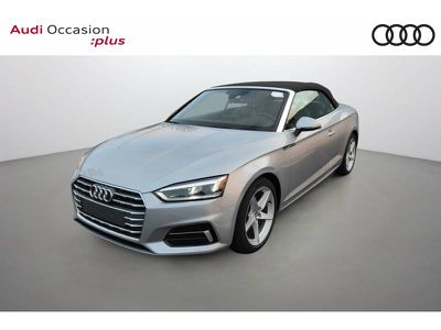 Audi A5 Cabriolet 2.0 TFSI 190 S tronic 7 Design occasion