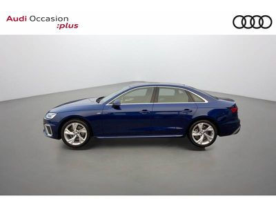 Audi A4 40 TFSI 190 S tronic 7 S line occasion