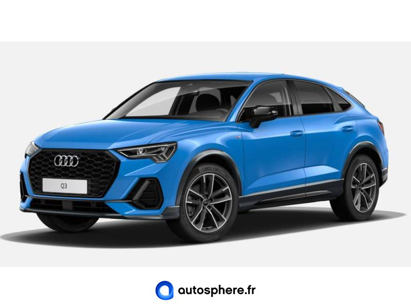 AUDI Q3 SPORTBACK 35 TFSI 150 CH S TRONIC 7 S EDITION - Photo 1