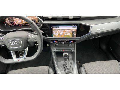 AUDI Q3 40 TDI 200 CH S TRONIC 7 QUATTRO S EDITION - Miniature 4