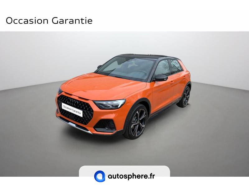 AUDI A1 CITYCARVER 30 TFSI 116 CH S TRONIC 7 EDITION ONE - Photo 1