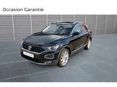 Volkswagen T-roc 2.0 TSI 190 Start/Stop DSG7 4Motion Carat Exclusive occasion
