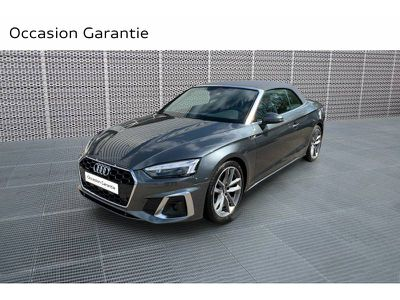 Audi A5 Cabriolet 35 TDI 163 S tronic 7 S Line occasion