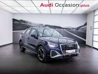 Audi Q2 35 TFSI 150 S tronic 7 S Line occasion