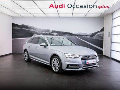 Audi A4 Avant 2.0 TDI 150 S tronic 7 Design Luxe occasion