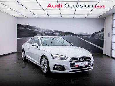 Audi A5 2.0 TDI 190 S tronic 7 Quattro Design Luxe occasion