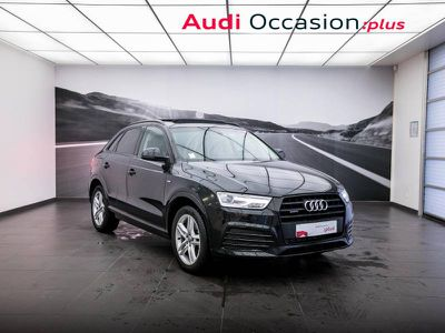 Audi Q3 2.0 TFSI 220 ch Quattro Ambition Luxe S tronic 7 occasion