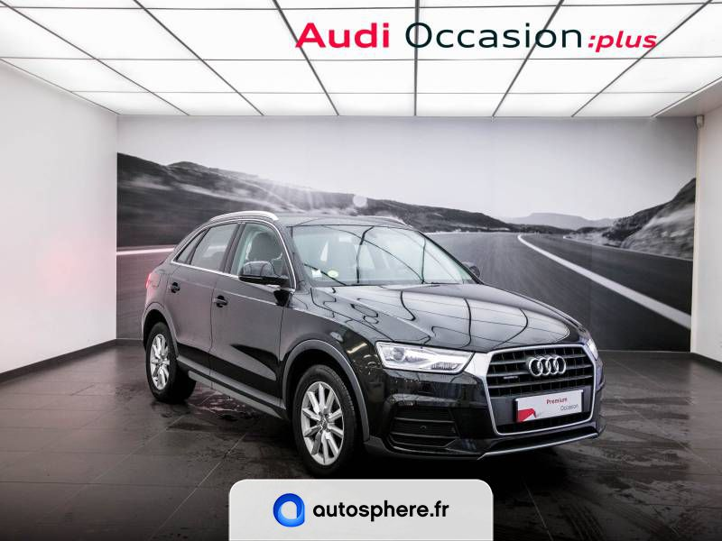 AUDI Q3 2.0 TDI 150 CH S TRONIC 7 QUATTRO BUSINESS LINE - Photo 1