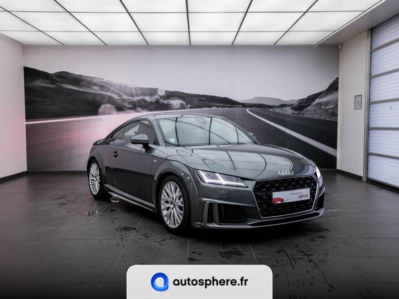 AUDI TT COUPE 40 TFSI 197 S TRONIC 7 S LINE - Photo 1
