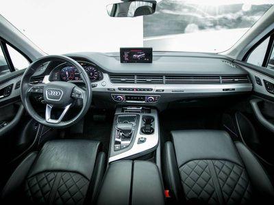 AUDI Q7 3.0 V6 TDI CLEAN DIESEL 272 TIPTRONIC 8 QUATTRO 7PL AVUS EXTENDED - Miniature 4