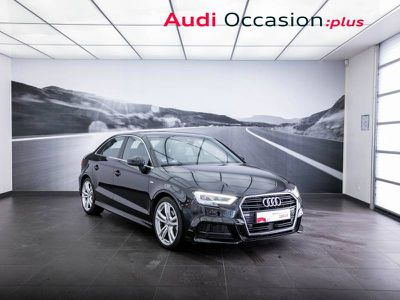 Audi A3 Berline 35 TFSI CoD 150 S tronic 7 S Line Plus occasion