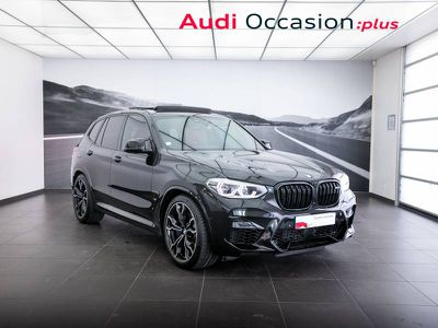 Bmw X3 M 510ch BVA8 Competition occasion