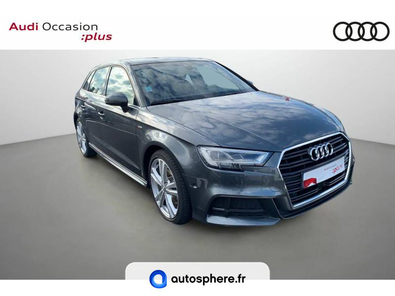 AUDI A3 SPORTBACK 35 TDI 150 S TRONIC 7 S LINE PLUS - Photo 1
