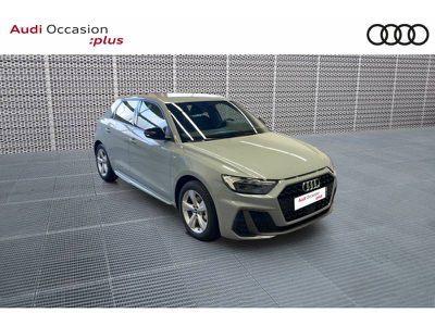 Audi A1 Sportback 30 TFSI 110 ch S tronic 7 S line occasion