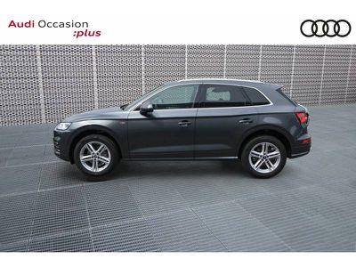 Audi Q5 40 TDI 204 S tronic 7 Quattro S line occasion