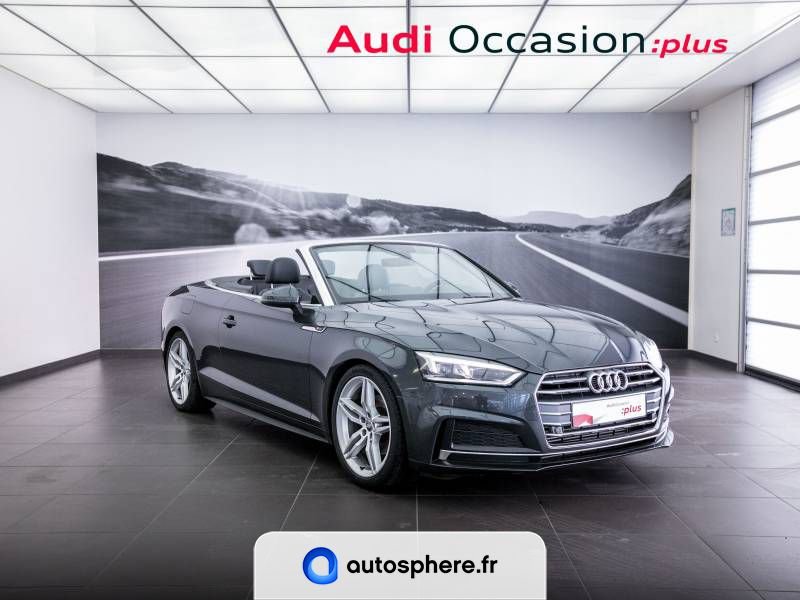 AUDI A5 CABRIOLET 40 TFSI 190 S TRONIC 7 S LINE - Photo 1