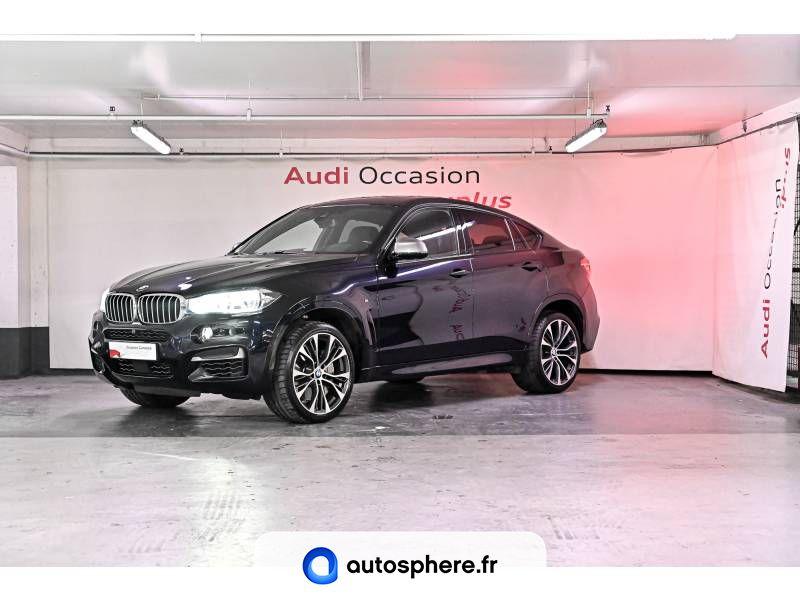 BMW X6 M50D 381 CH A - Photo 1