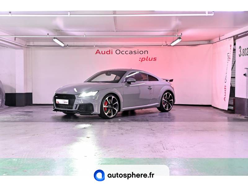 AUDI TT RS COUPE 2.5 TFSI 400 S TRONIC 7 QUATTRO  - Photo 1