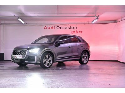 Audi Q2 1.0 TFSI 116 ch S tronic 7 S Line occasion