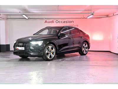 Audi E-tron Sportback 50 quattro 313 ch Avus Extended occasion