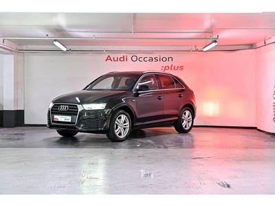 Audi Q3 1.4 TFSI COD 150 ch S tronic 6 S line occasion