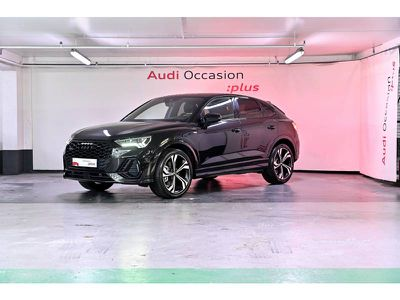 Audi Q3 Sportback 45 TFSI 230 ch S tronic 7 Quattro S line occasion